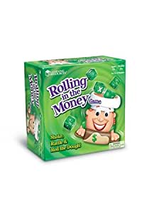 Educational Products LER8897 Rolling In The Money