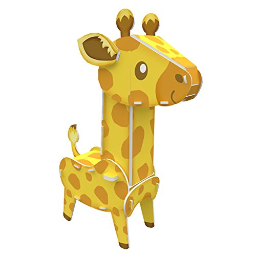 Cubic Fun Wild Life - Giraffe, K1503h