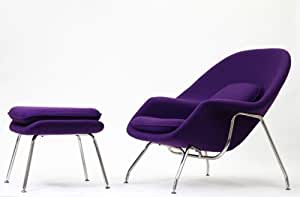 Designer Modern Eero Saarinen Womb Chair