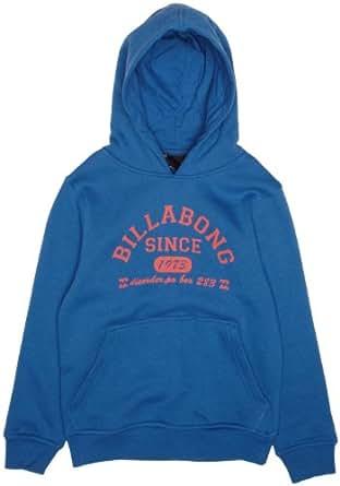 Billabong - Top à capuche - Garçon - Bleu (Royal Blue) - FR : 8 ans (Taille fabricant : 8 years)