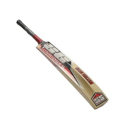 SS Club Vellum Kashmir Willow Cricket Bat, Short Handle