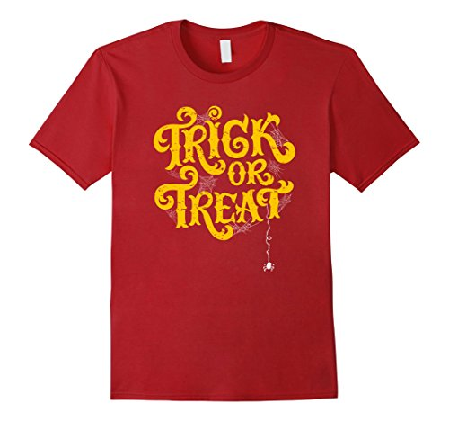 Trick or Treat Available in Men Women and Kids Sizes
