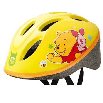 Id ヘルメット SG付<子供用>(くまのプーさん/イエロー) YB2089
