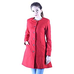 Owncraft red coat for women