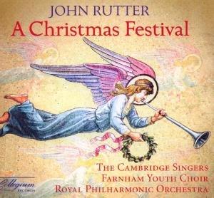 Christmas - Rutter - A Christmas Festival - Zortam Music