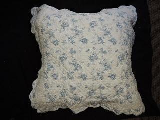Floral Pillow Shams