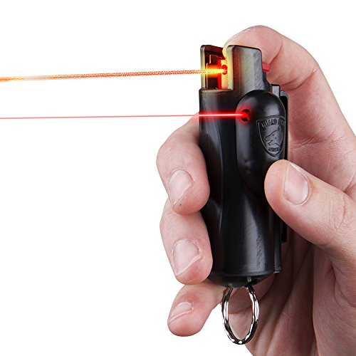 buy Guard Dog AccuFire Pepper Spray with Laser Sight Top for sale