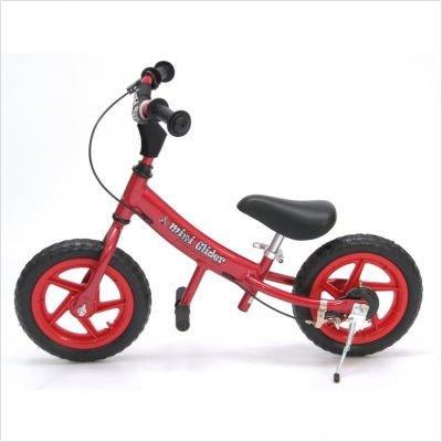 """Mini Glider 12"""" Glider Bike Color: Red"""