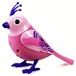 Silverlit Digi Birds with Whistle Ring, Pink