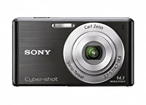 Sony Cyber-Shot DSC-W530 14.1 MP Digital Camera with Carl Zeiss Vario-Tessar 4x Wide-Angle Optical Zoom Lens and 2.7-inch LCD (Black) (OLD MODEL)