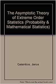 STATISTICS ORDER
