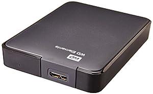WD Elements 2TB USB 3.0 Portable Hard Drive (WDBU6Y0020BBK-NESN)