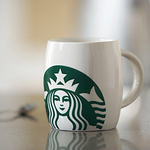 Starbucks Classic Coffee / Tea Mug / Cup with Logo 12 Oz (Starbucks Classic Mug compare prices)