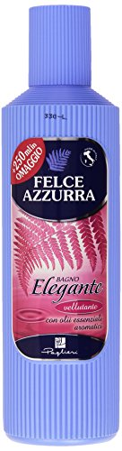 Felce Azzurra - Bagno Elegante, Detergente pelle con olii essenziali aromatici -  750 ml