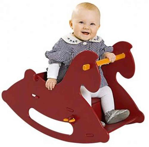 HABA-Moover-Rocking-Horse-Red