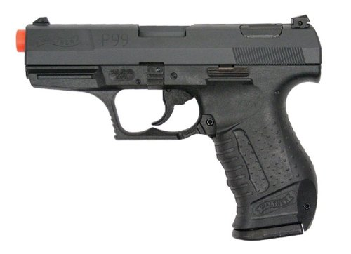 Walther P99 Airsoft Blow Back Gas Pistol airsoft gun