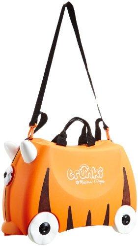 Melissa & Doug Trunki - Sunny (Orange) Color: Orange Toy, Kids, Play, Children front-720005