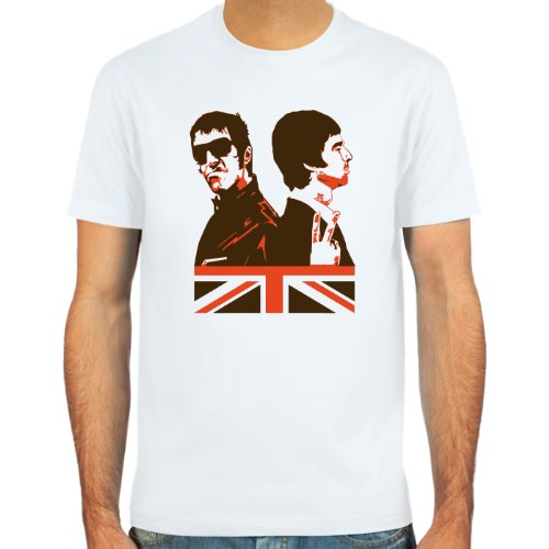 T-Shirt Oasis, Liam & Noel Gallagher :::