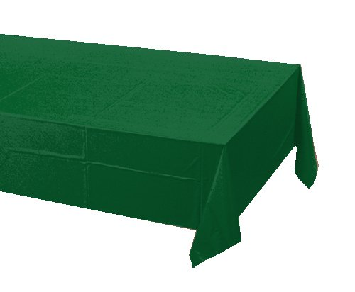 Creative Converting Plastic Table cover, 54