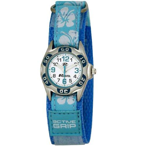 Ravel Girl's Velcro Watch R1507.21