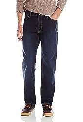 Izod Men's Comfort Relaxed Fit Jean