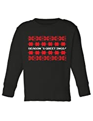 Festive Threads Christmas Sweater Greetings
