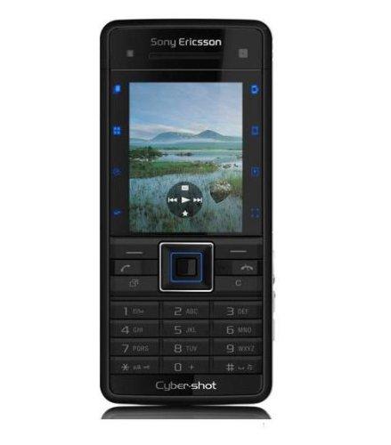 T�l�phone GSM SONY ERICSSON C902 NOIR