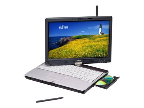 Fujitsu AOM4734612B62002 LIFEBOOK T901 - Notebook / tablet - Core i5 2520M / 2.5 GHz - Windows 7 Conscientious 64-bit - 4 GB RAM - 250 GB HDD - 13.3 WVA as much as possible 1280 x 800 - NVIDIA NVS 4200M / Intel HD Graphics 3000 - 3G upgradable - keyboard: