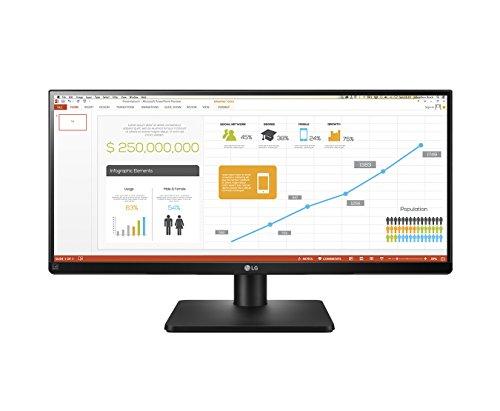 LG 29UB67-B 29inch TFT UltraWide 21:9 - LG 29UB67-B 29inch 2.560x1.080 21:9 UltraWide TFT-LCD LED Monitor AH-IPS 300cd 5Mio:1 5ms 2xHDMI DVI-D DisplayPort 2x5W