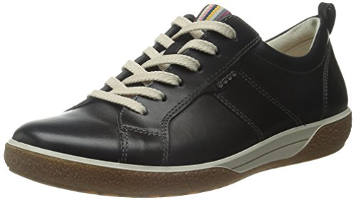 Ecco Footwear Womens Women's Chase Oxford, Black, 38 EU/7-7.5 M US