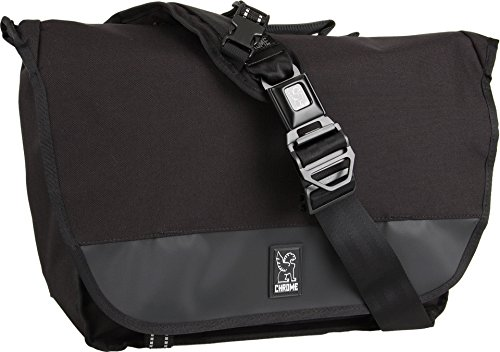 Chrome Buran II Messenger Bag Black/Black/Black, One Size