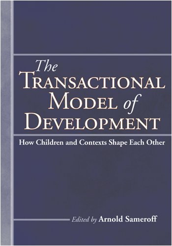 The Transactional Model of Development: How Children and Contexts Shape Each Other (Child Models compare prices)