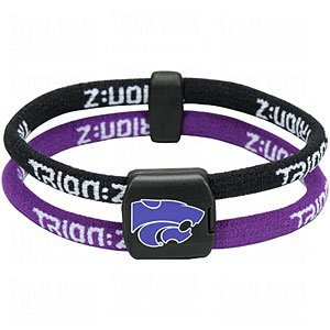 Trion:Z Collegiate Dual Loop Magnetic/Ion Bracelets
