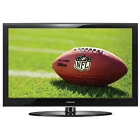 41HUxYBg3YL. SL500 AA280  Samsung LN40A550 40 Inch LCD HDTV With Blu ray Player   $950 Shipped