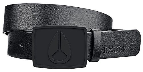 Nixon Enamel Icon II Belt - Black - M