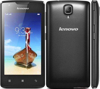 Lenovo A1000 (Black)