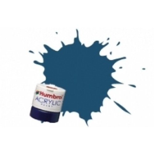 Humbrol Acrylic, Oxford Blue