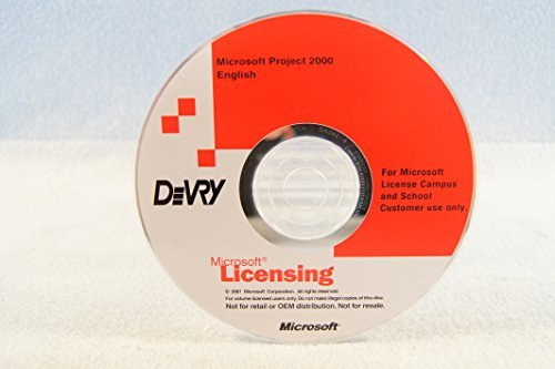 microsoft-project-2000-english-devry-licensing-for-microsoft-windows-2001-pc-computer-software-progr