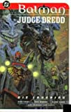 img - for Batman Judge Dredd: Die Laughing Book 1 book / textbook / text book