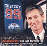Wayne Gretzky's Jersey Retirement Ceremony