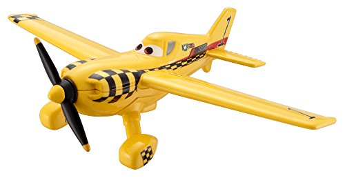 Disney Planes Yellowbird Racer No. 17 Die-Cast Vehicle