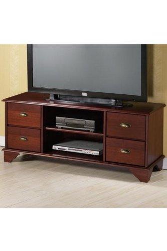 Cheap Burnham Wide-screen Tv Stand Console (B000F3X01S)