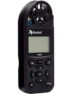 Kestrel 0850BLK 5000 Environmental Meter, 5.1' Height, 1' Wide, 1.9' Length (Color: Black, Tamaño: Standard Non-LiNK)