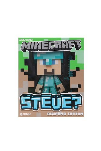 Toys From Hot Topic : Jinx minecraft steve vinyl figure from hot topic