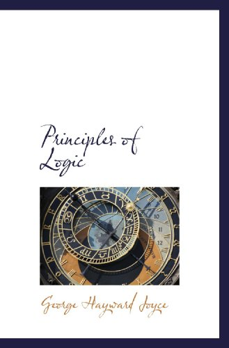 Principles of Logic