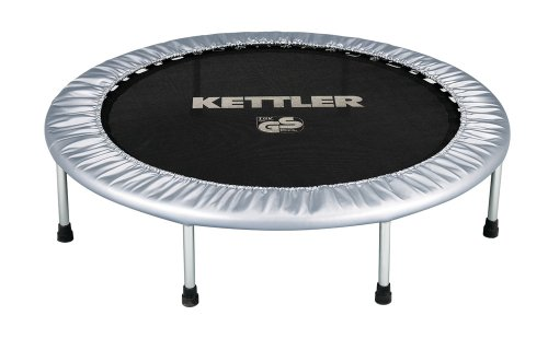 Kettler Trampolin, silber schwarz, 95 cm, 07290-900