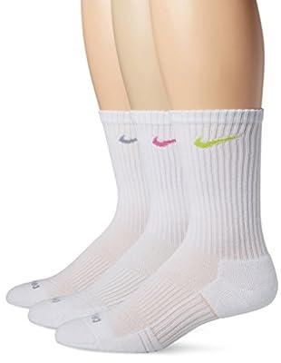 Nike Men's Dri-Fit Cotton Cushioned Socks