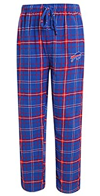 "Buffalo Bills NFL ""Ultimate"" Men's Flannel Pajama Pants"