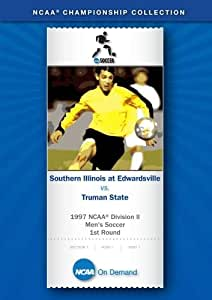 1997 NCAA(r) Division II  Men's Soccer 1st Round - Southern Illinois  at Edwardsville vs. Truman State