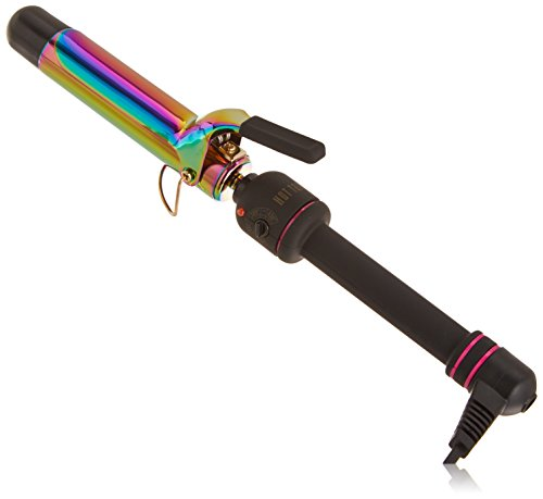 Hot Tools Curling Iron, Rainbow Gold, 1.25 Inch